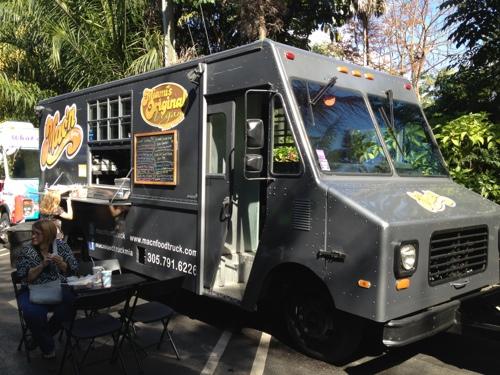 Macn Food Truck In Miami